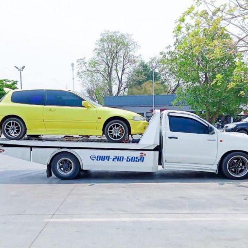 รถยกรถสไลด์หล่มสัก รถยกรถสไลด์พุเตย