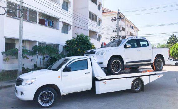 รถยกรถสไลด์ระวิง รถยกรถสไลด์ตาดกลอย